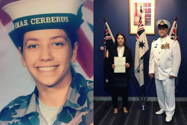 Grieving father's powerful warning to ADF recruits after losing his daughter to suicide