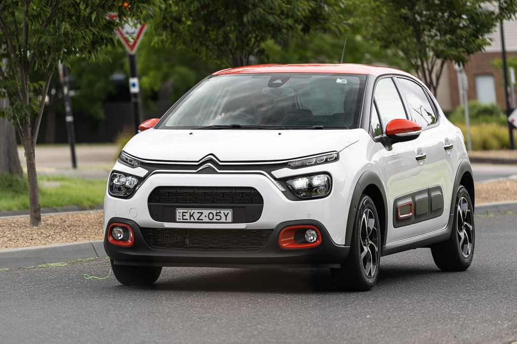 2021 Citroen C3 hatch - 1