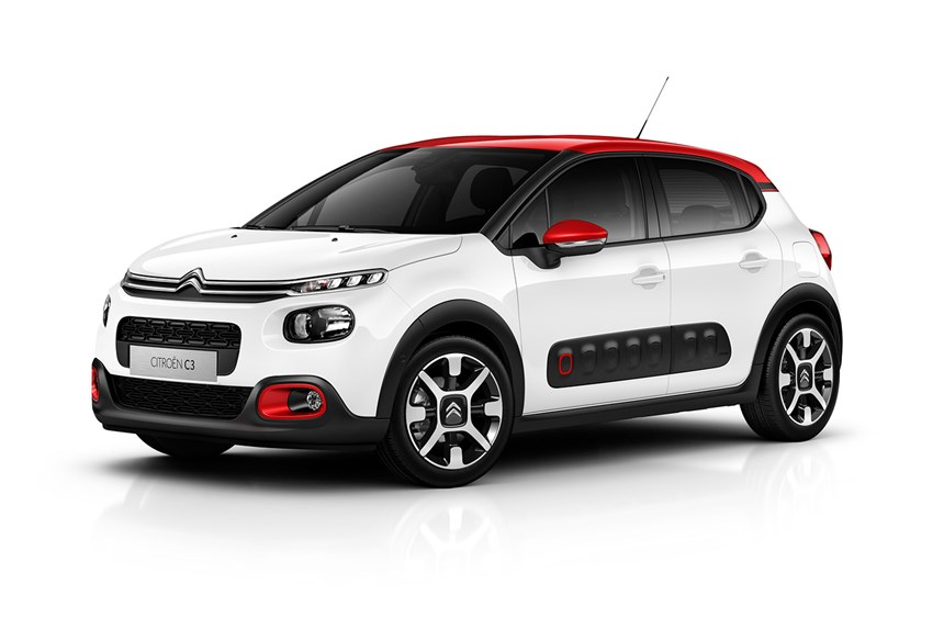 2021 Citroen C3 hatchback - 4