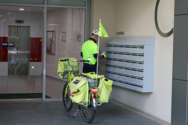 Article image for Aussie businesses gear up to fight Australia Post's 'absolute rubbish'