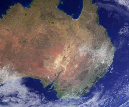 Mystery lights over Eastern Australia