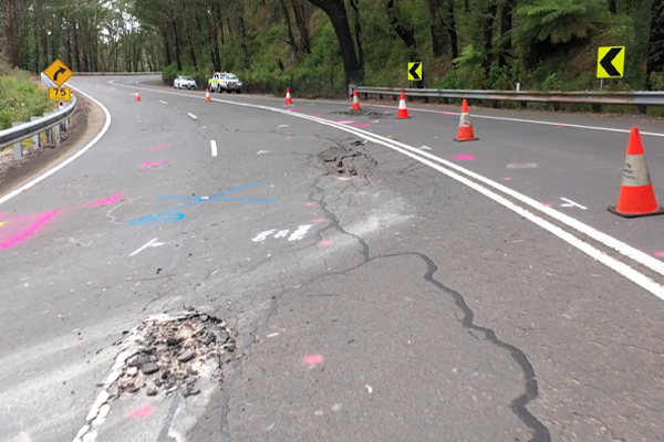 Bells Line of Road reopening pushed back after rain reveals new risk