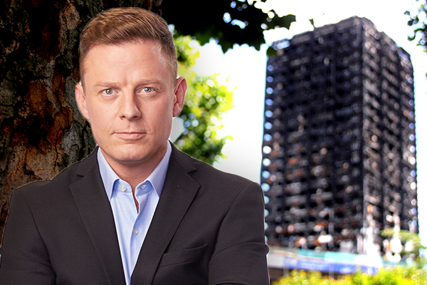 Article image for Ben Fordham blasts 'deadly delay' leaving NSW residents in 'vertical deathtraps'