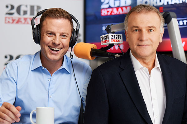 'Hang on a minute!': Jim Wilson calls in to defend himself against Ben Fordham's claims