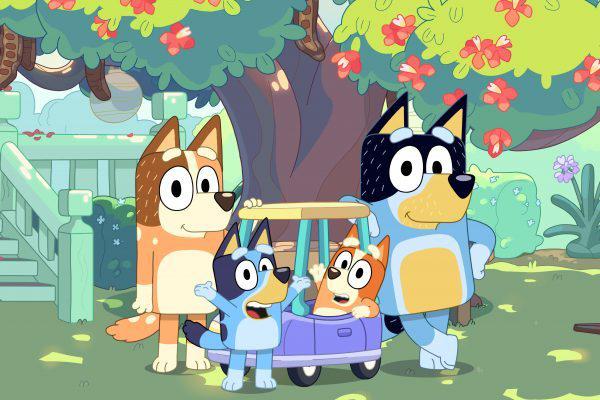 Children's show 'Bluey' dogged by diversity critique