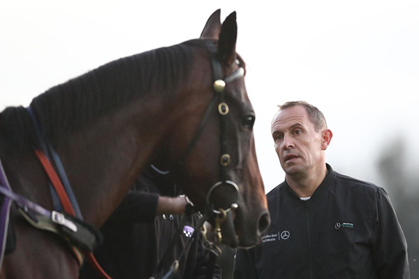 Article image for Hall of Famer and Winx trainer's career tipped over lunch