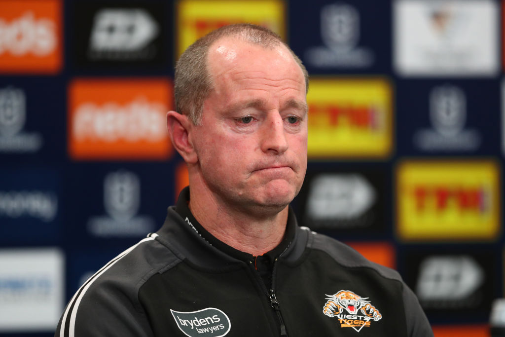 'I haven't been tapped': Tigers coach defends position following consecutive defeats