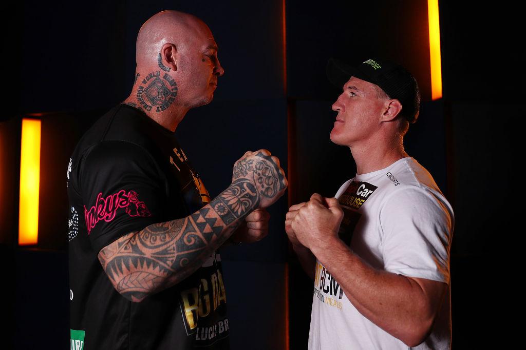 Article image for 'Genuine animosity' fuels Paul Gallen ahead of Lucas Browne showdown
