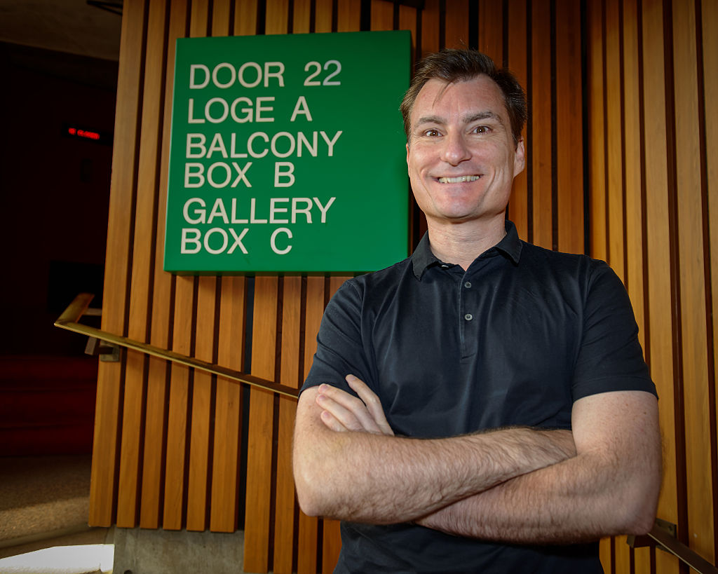 One of Australia's greatest ballet dancers blindsided at lunch