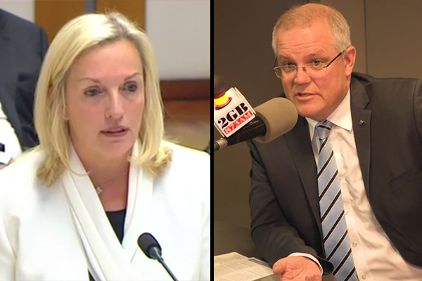 Article image for PM responds to Holgate's bullying allegations, skirting full apology