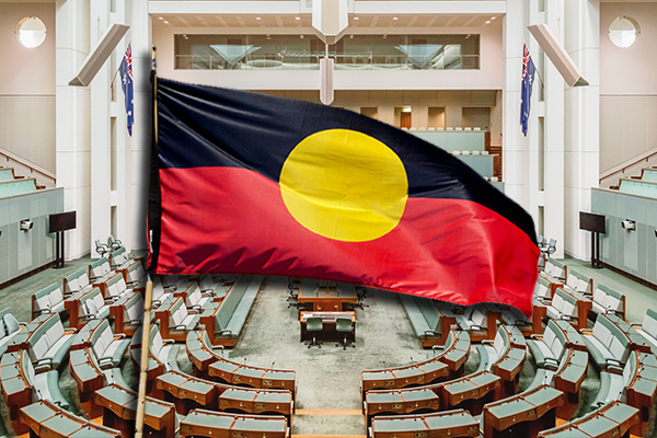 Political elites hijack Australians' right to have say on Indigenous voice