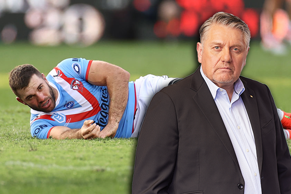Article image for Ray Hadley calls for crackdown on worrying trend threatening NRL's future