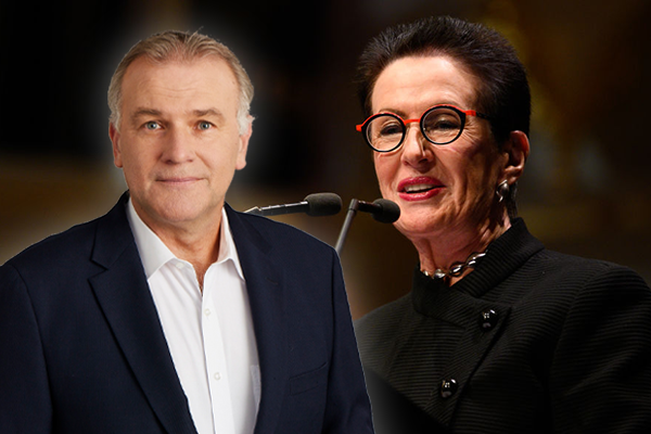 Jim Wilson reveals Clover Moore's latest 'invitation-only' taxpayer cash splash