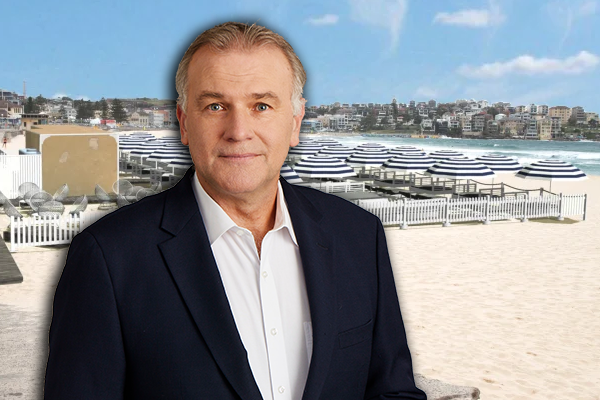 Article image for Jim Wilson hits back at developer in on-air feud over occupation of Bondi