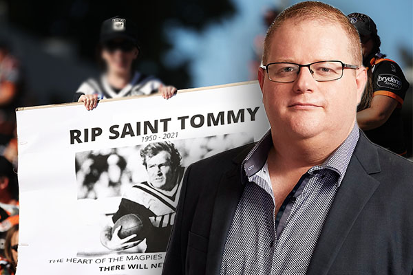 Article image for 'The disrespect continues' in NSW government's response to Tommy Raudonikis