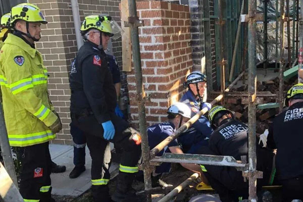 Article image for Ray Hadley commends brave frontline workers after heroic rescue