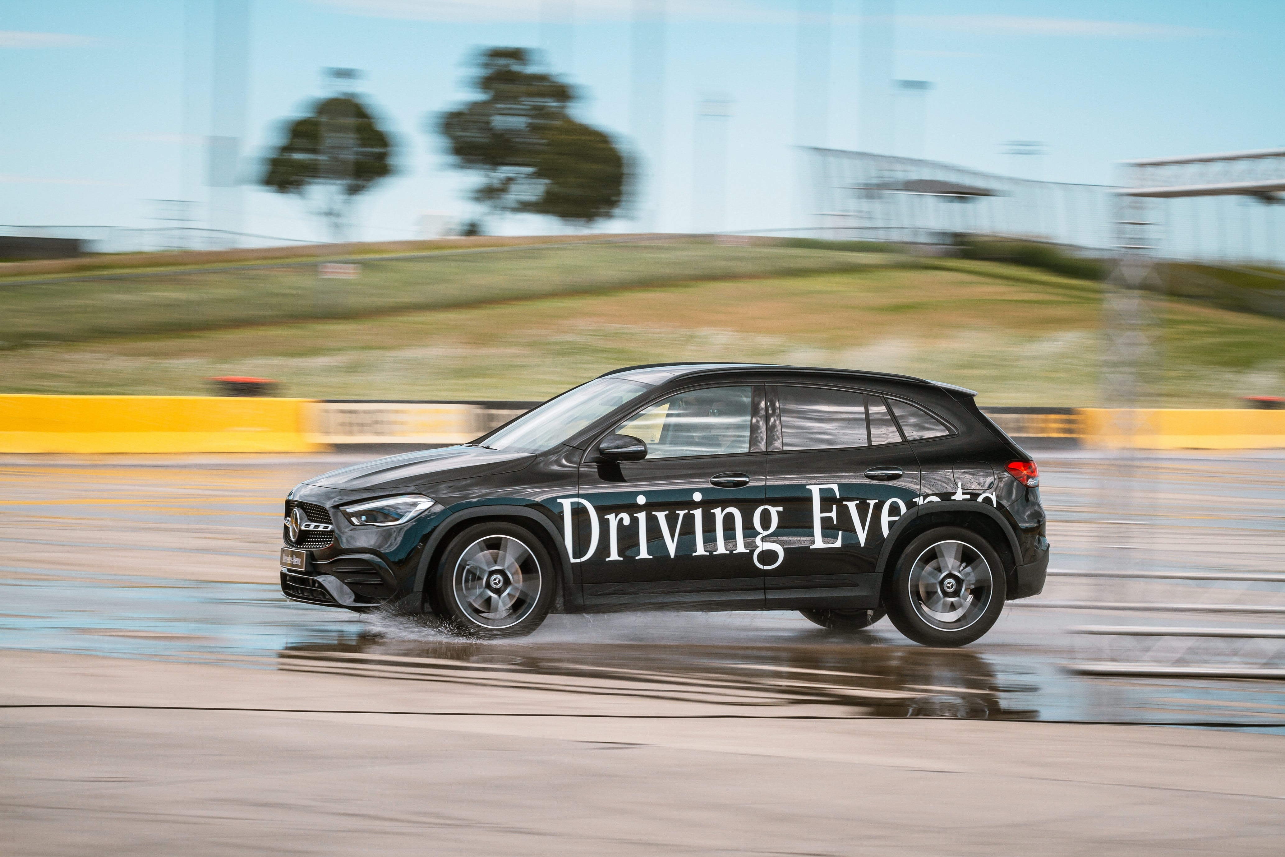 Mercedes-Benz Driving Experience Day top class