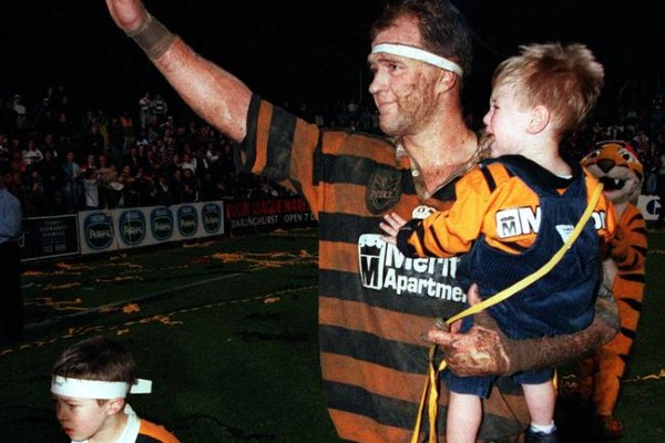 Where Are They Now? Paul Sironen
