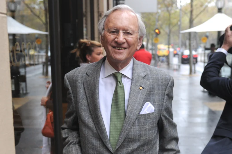 Former Liberal leader Andrew Peacock dies, age 82