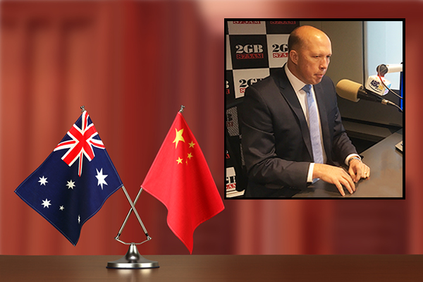 Article image for Defence Minister insists Australia won't be 'bullied' after rejected trade deal