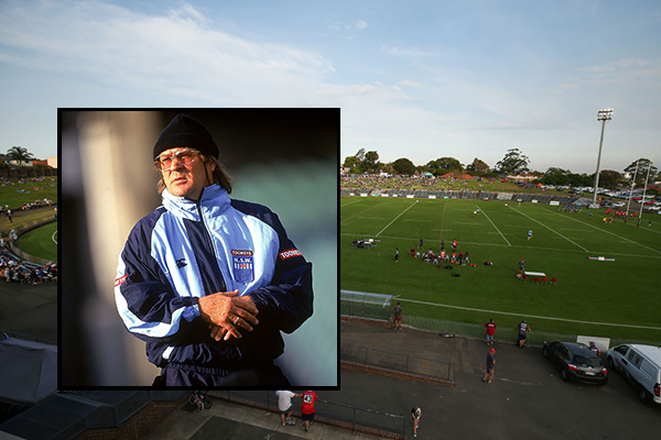 Newtown Jets to farewell NRL giant at homecoming game