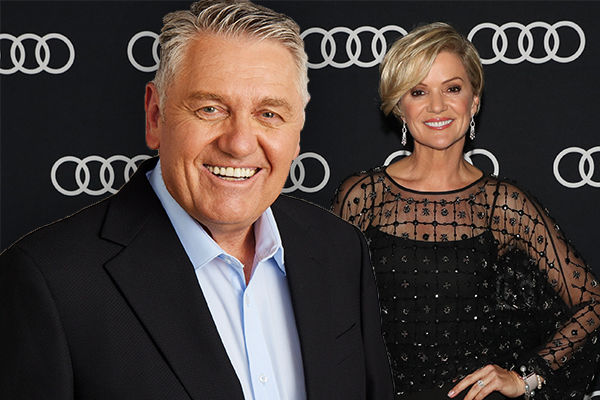 Article image for Gotcha! Ray Hadley catches Sandra Sully 'pinching' his iconic line