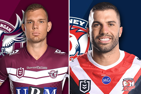 Article image for Tom Trbojevic vs James Tedesco: Billy Slater's pick for the No.1 Blues jersey
