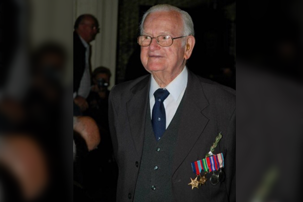 From the archives: Ray Hadley interviews former prisoner of war Verdun Walsh