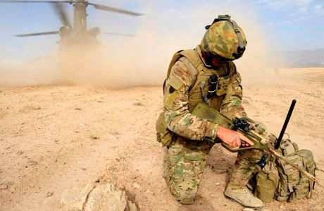 Australian troops to withdraw from Afghanistan