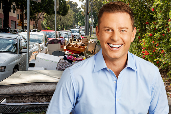 Article image for 'My wife thinks I need an intervention': Ben Fordham's on-air confession