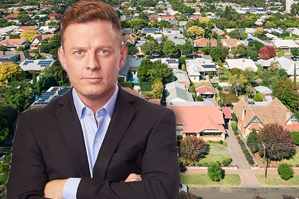 Article image for Ben Fordham demands answers as 'awful' stench seeps into western Sydney homes