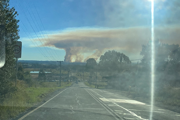 No cause for concern as Blue Mountains hazard reduction looms large