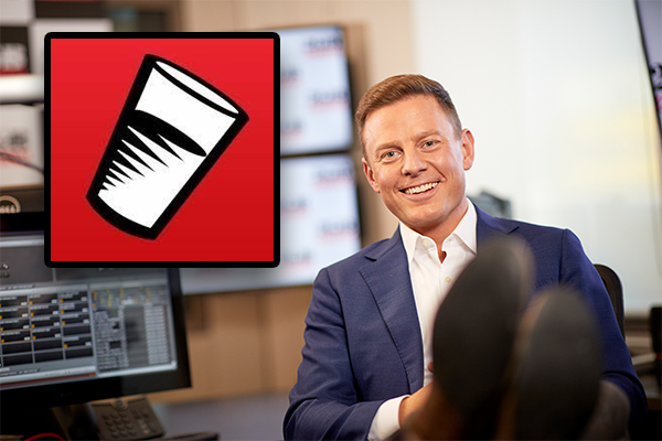Article image for Ben Fordham catches out The Chaser in prank gone wrong
