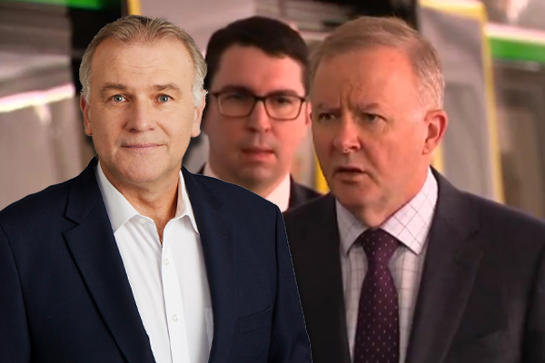 Article image for The ten seconds that define 'each-way Albo' in Jim Wilson's eyes