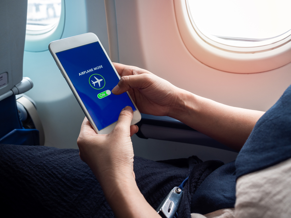 Article image for Aviation experts weighs in on flight mode furphy