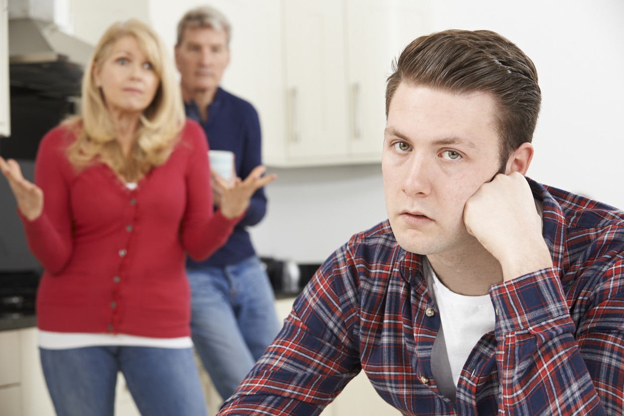 Article image for How Gen X parents are 'mowing down' their Millennial children