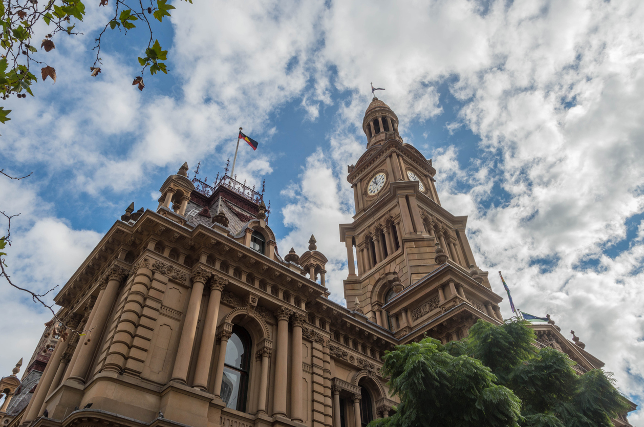 Sydney councillors tear up invitations to Lord Mayor's 'blatant' campaign event