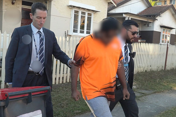Article image for Western Sydney man allegedly sexually assaulted woman suffering seizure