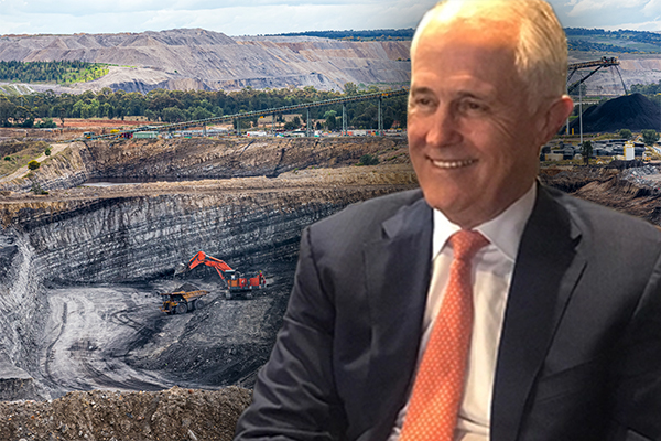 Article image for Matt Canavan rips into Malcolm Turnbull over changing coal stance