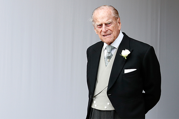 Article image for Everything we know about Prince Philip's funeral