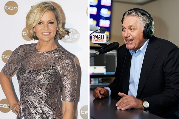 Sandra Sully fronts up to Ray Hadley after on-air accusation