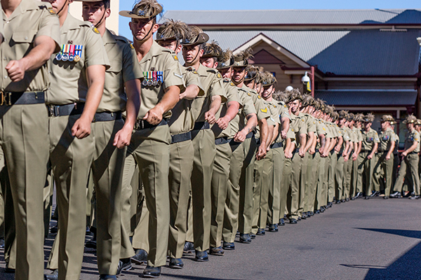 Article image for 'Now is our time': Veterans react to announcement of royal commission
