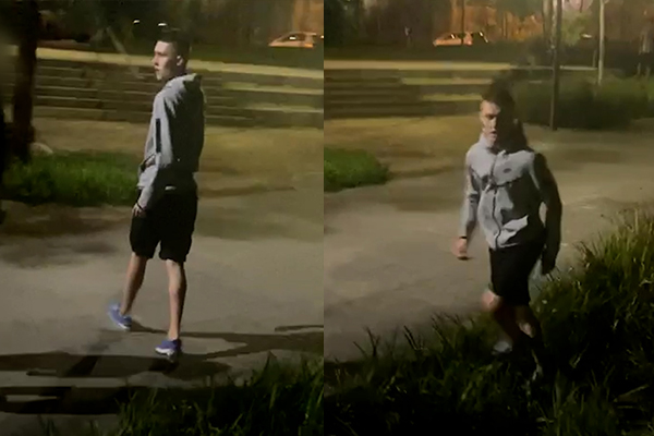 Article image for Police search for fourth man allegedly involved in assault on teens