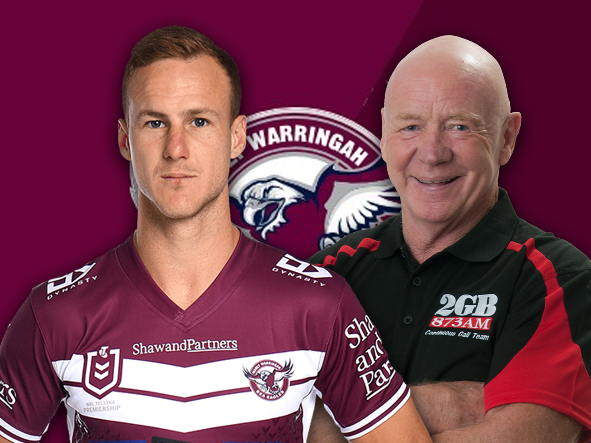 Article image for 'Weird feeling' for Daly Cherry-Evans as Manly claim victory for late legend