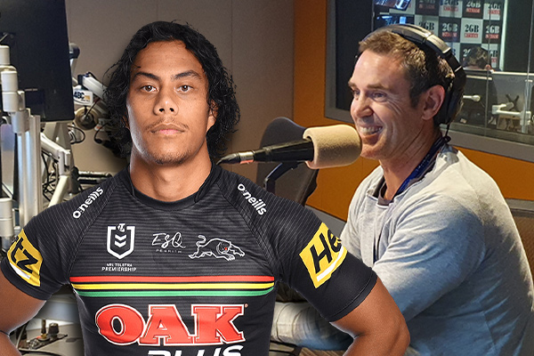 Penrith Panthers' Jarome Luai in contention for State of Origin debut
