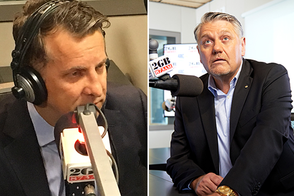 Article image for 'Rip it up!': Transport Minister balks at Ray Hadley's demand