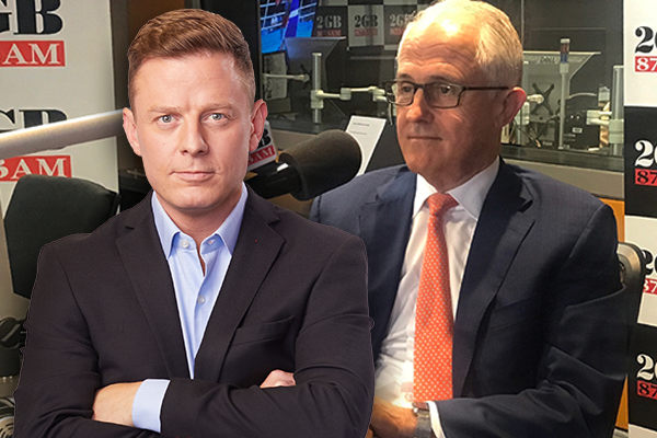 Article image for Malcolm Turnbull shows true colours by 'barracking against his own team'