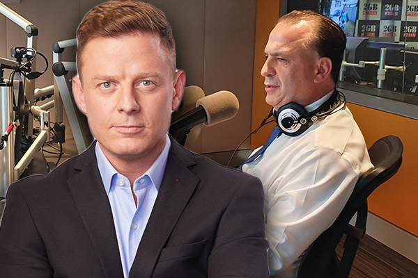 Article image for Ben Fordham's message to players plotting to remove Peter V'landys