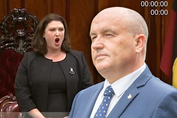 Labor's diversity hypocrisy exposed by Matthew Mason-Cox 'treachery'