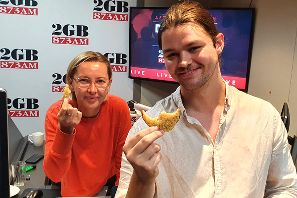 Article image for The 20 (unbelievable) foods Deborah Knight's audio producer has never tried
